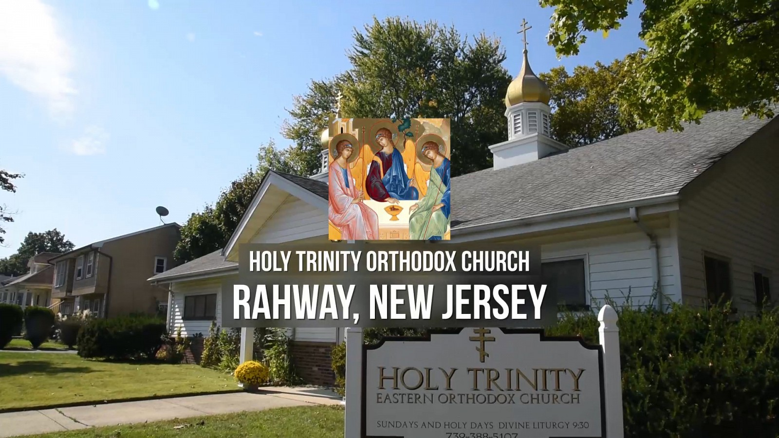 Holy trinity eastern orthodox church home for New jersey house music